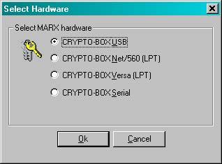 USB License Dongle - Setup and Managment